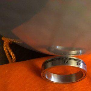 Brand New Unique Latin Ring